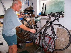 cycle mechanic and bicycle reapirs